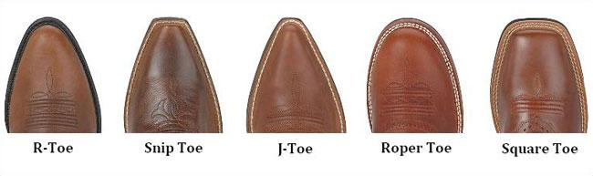 Square Toe or No? |